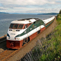 One Of The Benefits 2010 Winter Olympics Was Doubling In Amtrak Passenger Rail Service From Vancouver To Seattle And Portland During Games